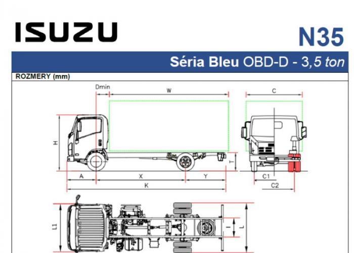 Katalóg Isuzu N35