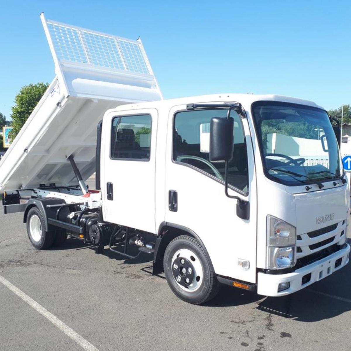 Isuzu M21 Double Cab Potenza