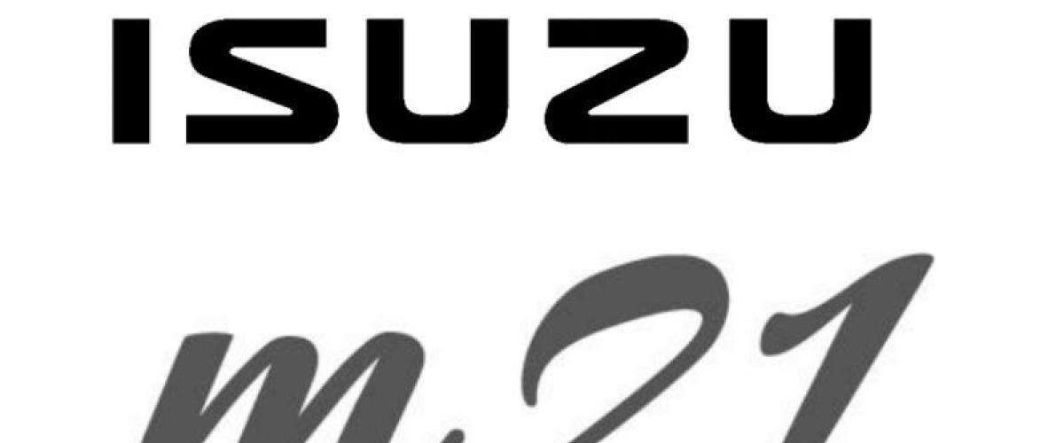 Katalóg Isuzu M21